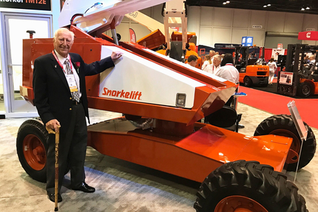 Arthur Moore, founder of Snorkel lift equipment firm, passes away