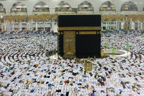 Saudi Arabia completes periodic maintenance of the Holy Kaaba