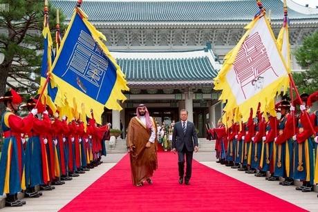 Saudi Arabia invites South Korea for Neom, Qiddiya, first nuclear plant