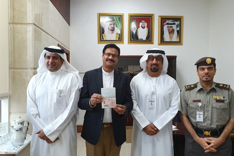 Al Adil's Indian boss Dr Dhananjay Datar gets 10-year UAE visa