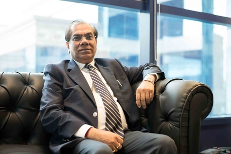 2019 CW Power 100: #72 for MD Saini of India's Shapoorji Pallonji