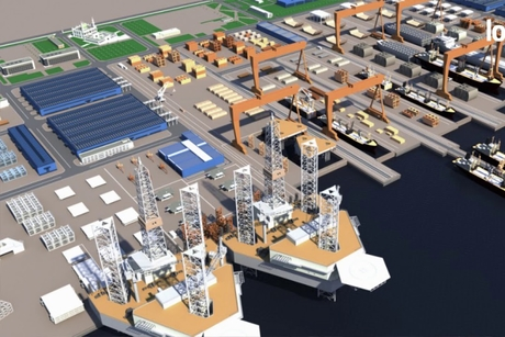 Hyundai Heavy Industries signs MoU with Saudi Arabia's IMI, Bahri