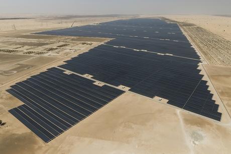 Construction complete on $871m Noor Abu Dhabi by Marubeni, Jinko