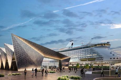 ASGC wins contract to build 2.7ha Dubai Cruise Terminal