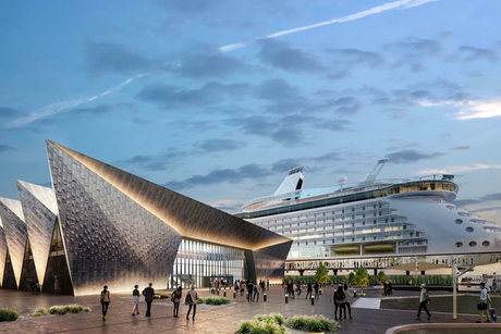 ASGC wins contract to build 2.7ha Dubai Cruise Terminal