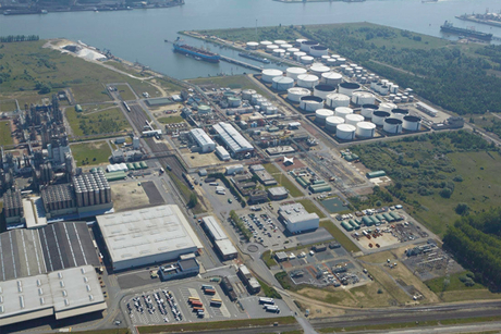 UK's Wood Group wins contract for Ineos's PDH plant in Antwerp