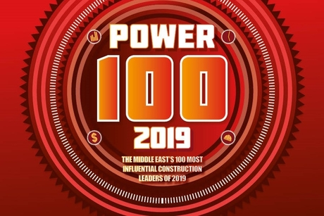 2019 CW Power 100: New Middle East construction leaders debut