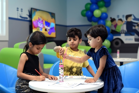 UAE's Dnata unveils lounge for unaccompanied minors at DXB's T1