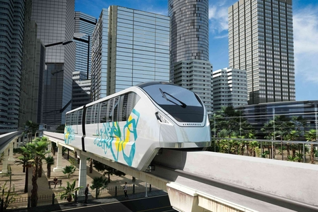 Consortium led by Bombardier to build $4.5bn Egypt monorail