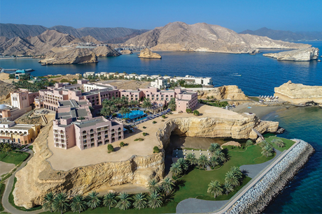 Shangri-La Hotels eyes Saudi Arabia expansion with Riyadh, Red Sea