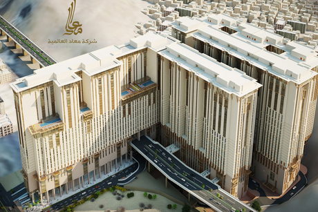 IHG to open world's largest Voco hotel in Makkah, Saudi Arabia