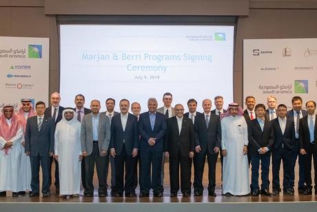 L&T, Sinopec said to win Saudi Aramco's $18bn Marjan, Berri deals