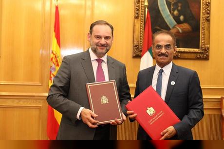 UAE, Spain ink infrastructure development MoU in Madrid