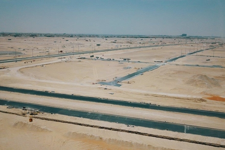 Abu Dhabi's $599m infra project in Madinat Zayed 83.6% complete