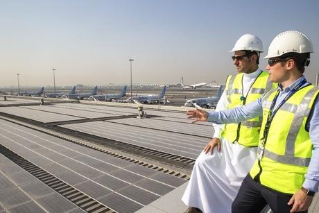 Etihad Esco installs 15,000 solar PV panels at T2 of Dubai's DXB airport