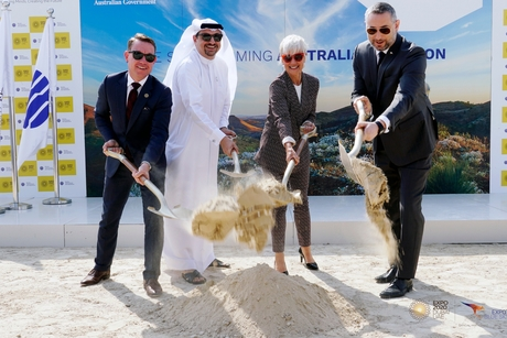 Ground broken on Expo 2020 Dubai's Australia Pavilion