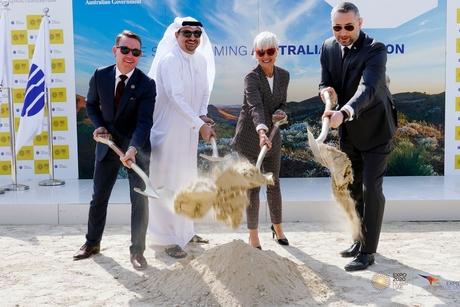 Ground broken on Expo 2020 Dubai's Australia Pavilion