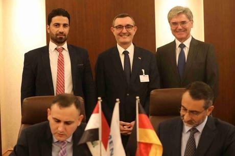 Siemens backs Al-Tawheed Centre revamp by Iraq health ministry