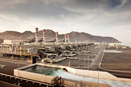 Abengoa, Sepco3 win contract for Saudi Arabia's Jubail 3A desal plant