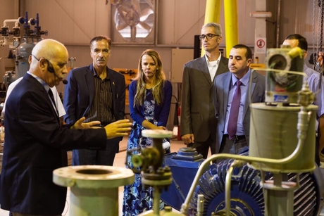 Petrofac reopens oil and gas skills training hub in Algeria