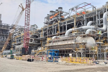 Progress on Oman's Liwa Plastics Industries Complex reaches 98%