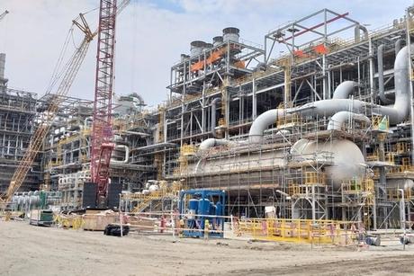 Progress on Oman's Liwa Plastics Industries Complex reaches 98%