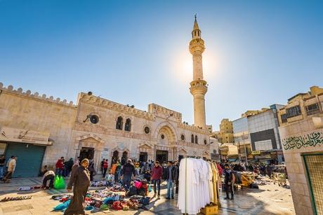 Jordan's King Abdullah calls to restore fire-hit Al Husseini Mosque
