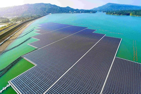 Masdar, PLN to develop Indonesia's first floating solar power plant