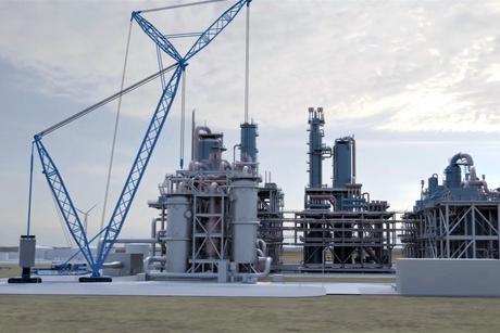 SNC-Lavalin wins work on Exxon Mobil-Sabic's GCGV petrochems hub