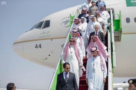 Ambassadors tour Saudi Arabia's 26,500km2 Neom futuristic city site
