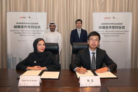 China AI firm Sensetime, Adio to open EMEA HQ in Abu Dhabi