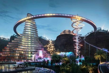 Pictures: Inside Saudi Arabia's 334km2 Qiddiya entertainment city