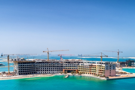 Kleindienst Group reveals The Heart of Europe construction update