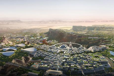 Podcast: Saudi Arabia's Qiddiya masterplan