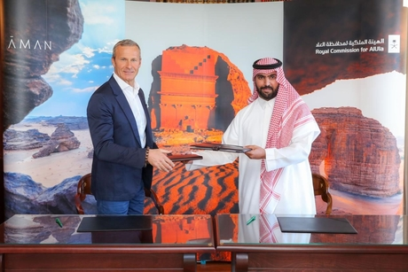 Aman to open three hotels in Saudi Arabia's AlUla project