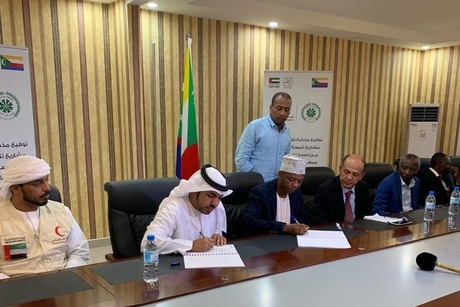 Emirates Red Crescent funds $9.8m for Comoros renovation