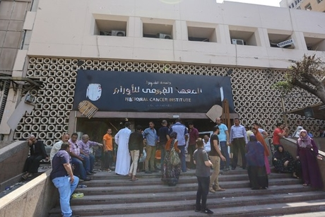 Arab Contractors to renovate Egypt's National Cancer Institute after blast