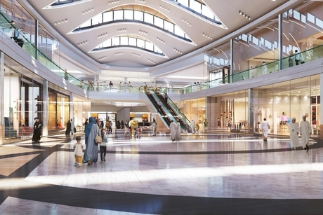 Construction of Mall of Oman on track, set to open in March 2021