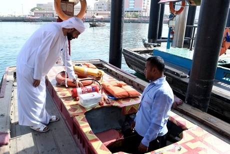 RTA carried out 1,375 marine transport inspections in H1 2019