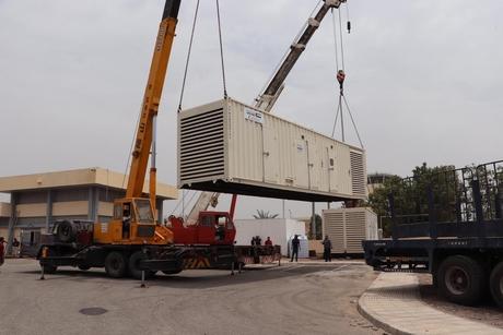 UAE supplies equipment, generators to Yemen's Aden Int'l Airport