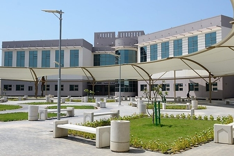 Construction on Bahrain's $28.7m public school completed