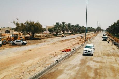 Musanada, AAM start $50m Asharej, Al Markhaniya roadworks in Al Ain