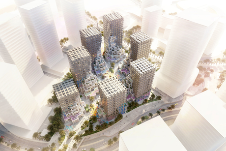 China's CNTC wins contract for Imkan's Pixel in Abu Dhabi