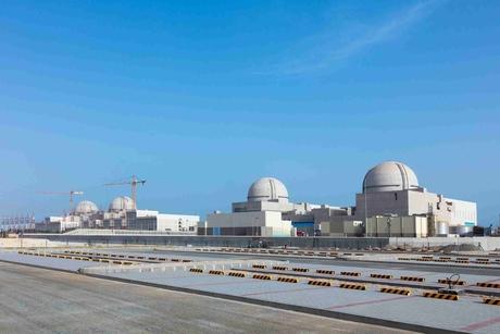 Construction of UAE's Barakah Nuclear Energy Plant reaches 93%