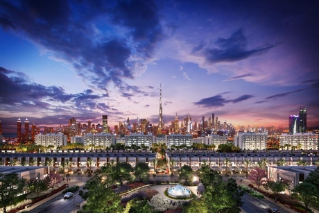 China's CNCEC wins construction contract for Dubai's Mag City