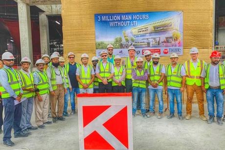 Viva City, Khansaheb hit three million safe hours on Sport Society