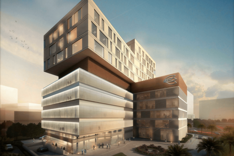 ACC's $127m Clemenceau Medical Centre in Dubai 96% complete