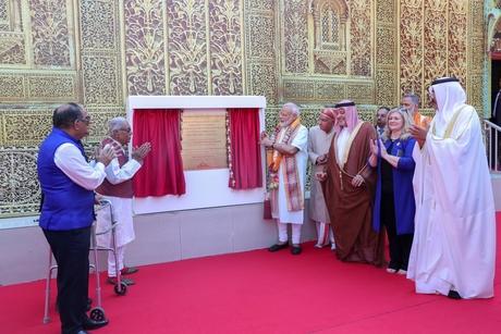 Contract for $4m PM Modi-unveiled Manama Hindu temple in Q4'19