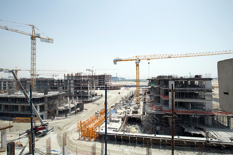Azizi adds 6,000 workers to speed up construction of Riviera project