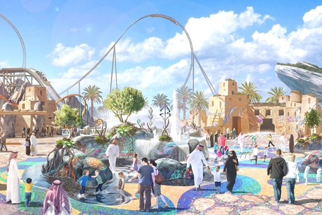 'Broad spectrum' of visitors for Six Flags at Saudi Arabia's Qiddiya